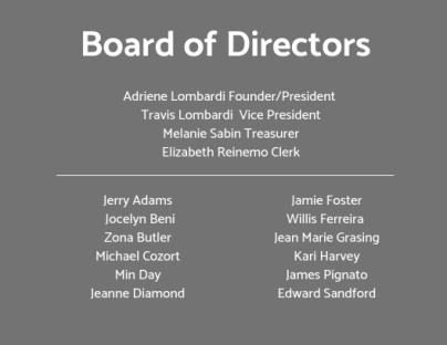 Board of Directors (1)