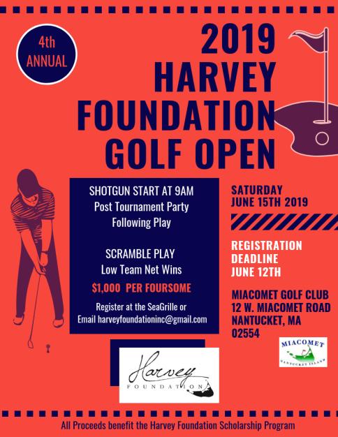 Golf Open 2019